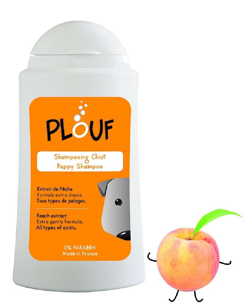 PLOUF shampoing chiot  200ml