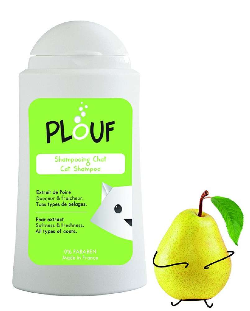 PLOUF shampoing chat 200ml