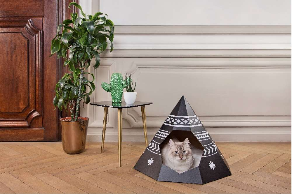 Cat Tipi DESIGN FOR PUSSIES